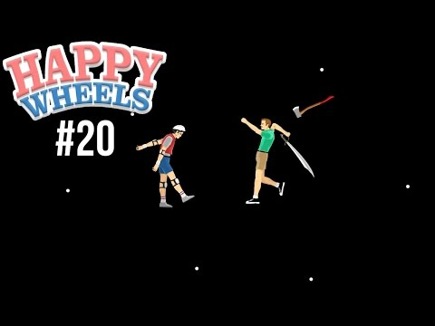 Happy Wheels - Part 20 SPACE BATTLE
