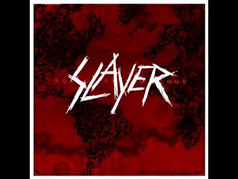 Slayer -  World Painted Blood (Studio Version)