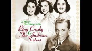 Watch Bing Crosby Here Comes Santa Claus video