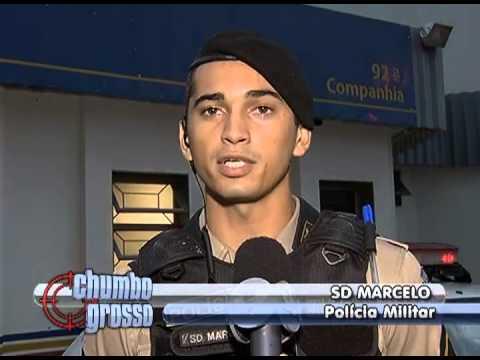 Jovem é presos acusado de tráfico de drogas no bairro Liberdade