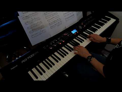 Metallica - To Live Is To Die - piano cover [HD] (Vers 2)