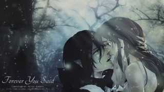 Dark Vampiric Music Forever You Said Emotional