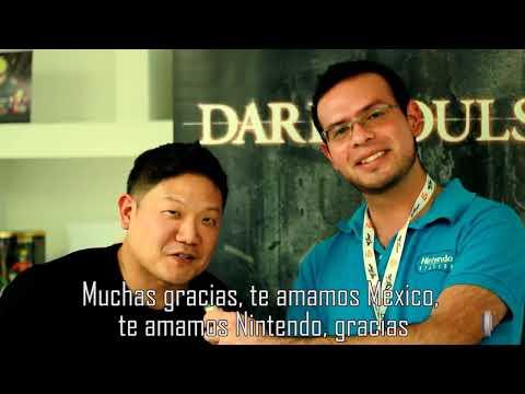 Entrevista Exclusiva Dark Souls 2 con Brian Hong ¿En Wii U?