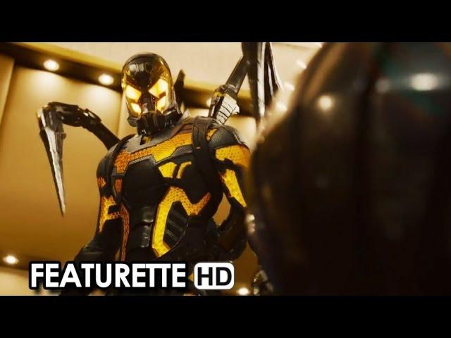 Ant-Man Featurette 'Il Calabrone' (2015) - Paul Rudd Movie HD