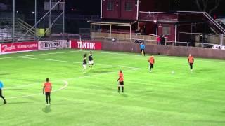 Highlights AIK - AFC United (friendly)