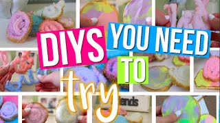 DIYS You Need To Try!!!