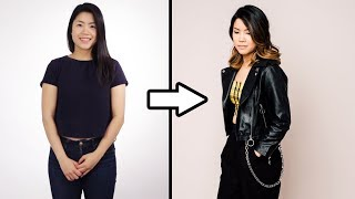 A Beauty Blogger Gives Me A Complete Makeover