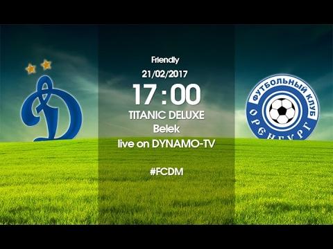 «Динамо» vs «Оренбург» - Live | Dynamo vs Orenburg – Live