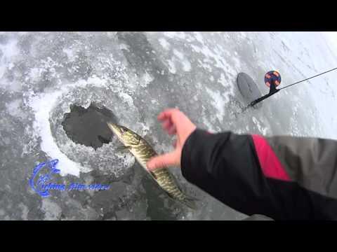 рыбалка на жерлицы в апреле видео