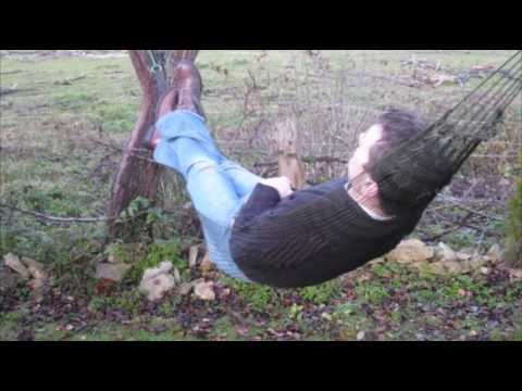 Gelert Mini Hammock SURVIVAL and How To Tie A Hammock Knot Review
