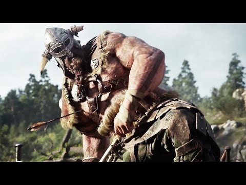 PS4 - For Honor Cinematic Trailer (E3 2016)