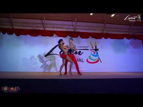 Veronica & Charlie Show | Lebanon Latin Festival 2016