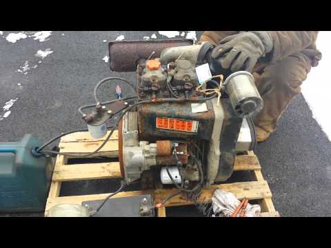Lombardini 9LD625-2 1248cc 2-Cylinder Diesel Engine