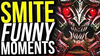 TITAN INSTA-KILL! (Smite Funny Moments)