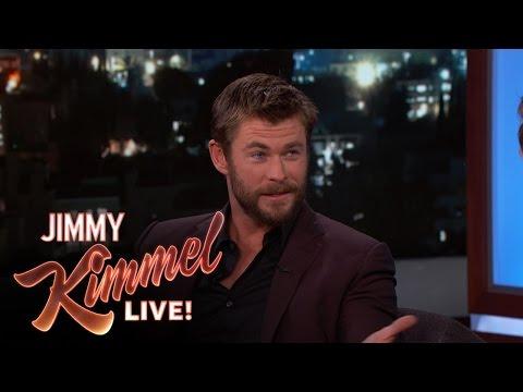 Chris Hemsworth on The Huntsman: Winter's War