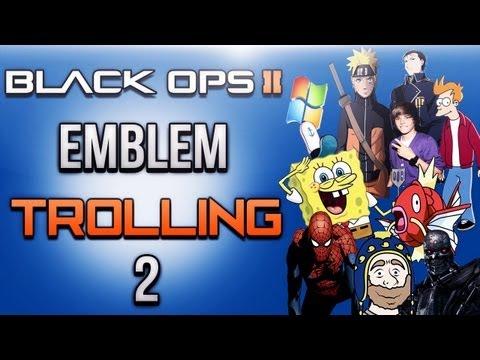 Black Ops 2 Emblem Trolling Ep.2 with Daithi De Nogla