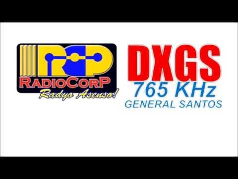 DXGS RADYO ASENSO 765 kHz GENERAL SANTOS STATION ID