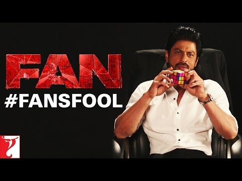 FAN'S FOOL | FAN | Shah Rukh Khan
