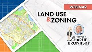 Land Use & Zoning Basics in California