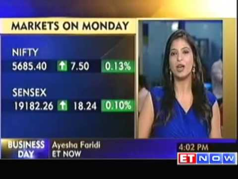 Sensex, Nifty Close Flat, BHEL, L&T, Bharti Airtel Down