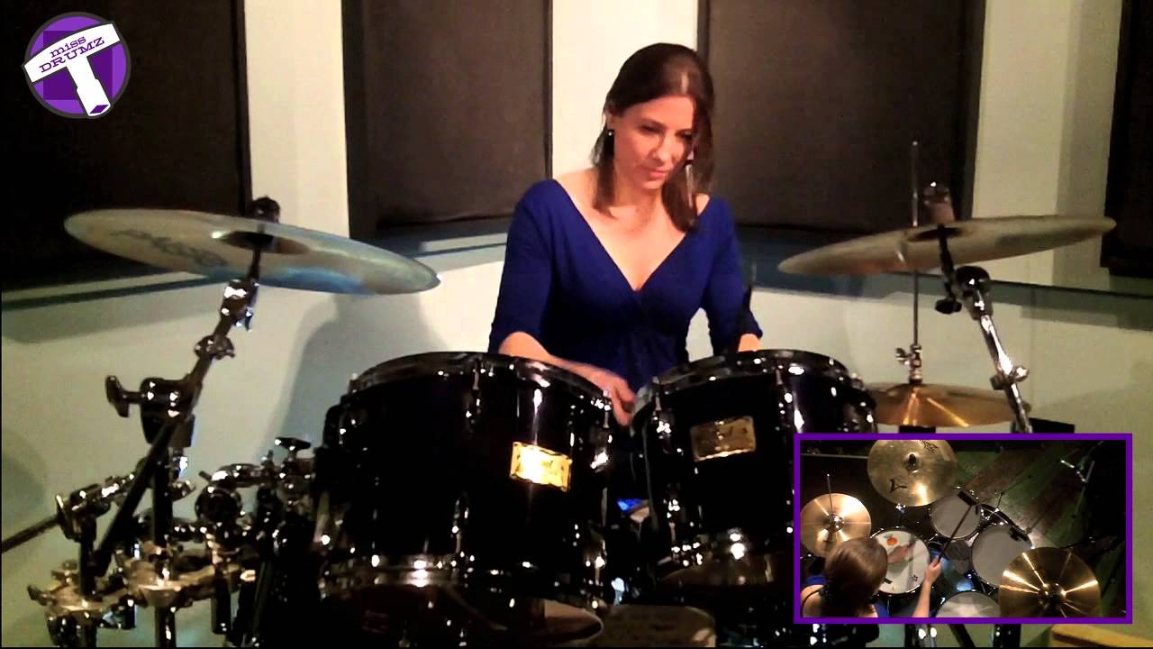 """""""Wipeout"""" Drum Cover - The Surfaris - YouTube"""