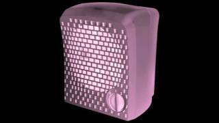 Air Purifier Ambient Fan Noise On Medium 12 Hours