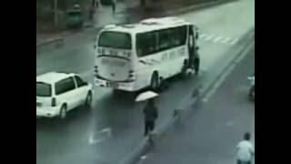 Incredible safe after car accidend