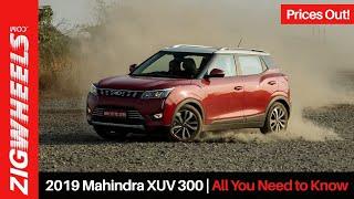 Mahindra XUV300 Review: A proper Brezza, Nexon Rival? | ZigWheels.com