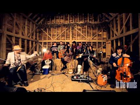 Eska - 'Gate Keeper' - In The Woods 2012 Barn Sessions
