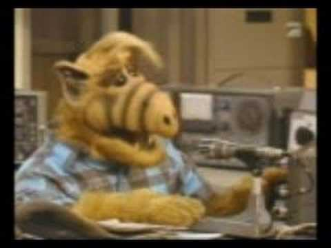 Alf- amateur radio