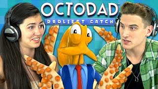 OCTODAD (Teens React: Gaming)
