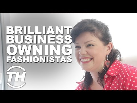 Gail McInnes: Brilliant Business Owning Fashionistas