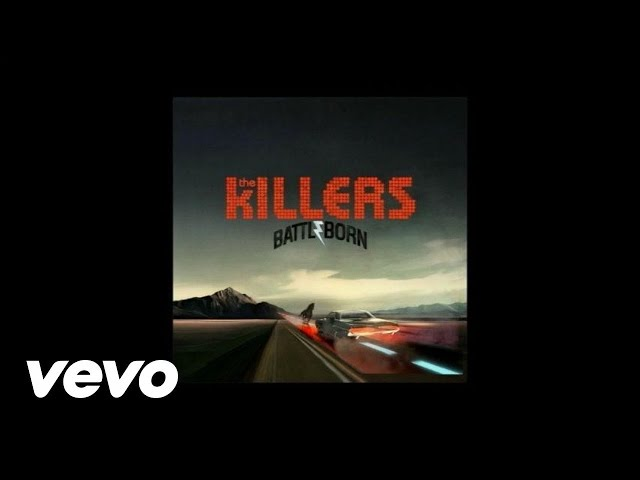 The Killers - A Matter Of Time (Audio)