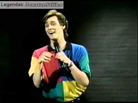Jim Carrey - Unnatural Act (Legendado)