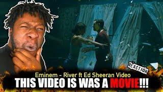 Download Lagu Eminem - River ft. Ed Sheeran Video (REACTION!!!) Gratis STAFABAND