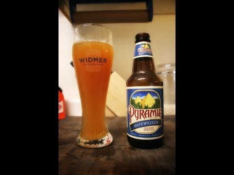 Beer Minute Ep#18 Pyramid Hefeweizen