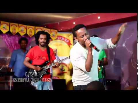 Abel Mulugetha Live @ Seifu Fantahun Late Night Show