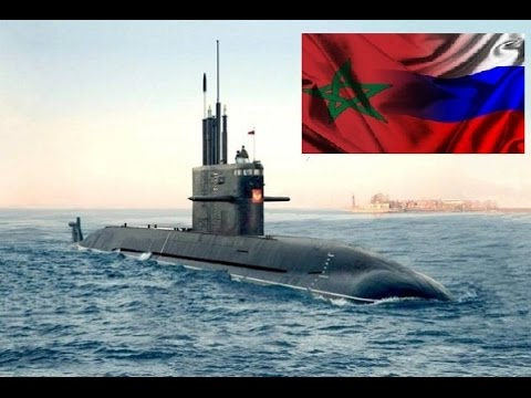 Saudi Arabia to Pay for Submarine Morocco Will Buy from Russia