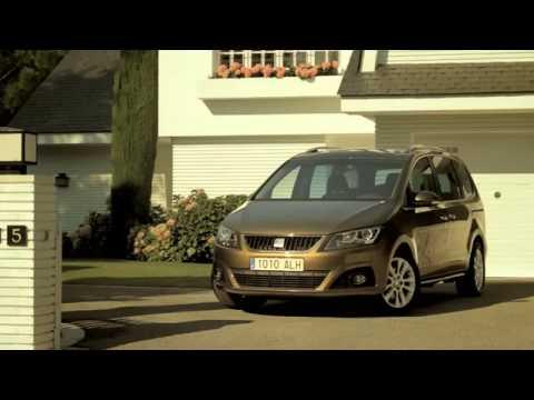 SEAT Alhambra, реклама