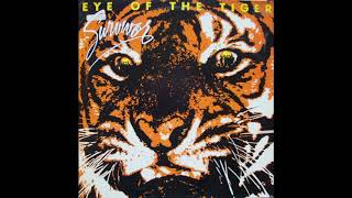 Survivor Eye Of The Tiger Vocals Every Note Is E
