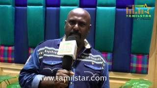 Muthu Raj At Puli Movie Press Meet