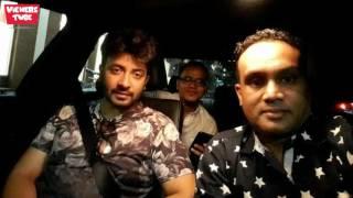 লন্ডনে শাকিব খানের ঈদ উদযাপন করে ছেলে আবরাহাম কে ভেবে কাঁদলেন এবার শাকিব !! Chalbaaz Movie Shooting