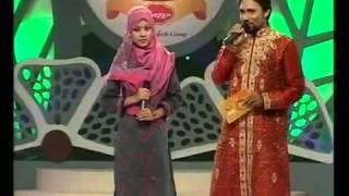 Bangla Islamic Song, Gahi Shammer Gaan Presented By Jafor Sadek, NTV Program, Singer Fawzia Abida