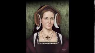 The Face of The Six Wives of Henry VIII (Artistic Reconstruction)