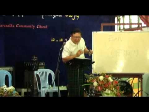Rev. Robin Khine  ( Summer Bible Camp 2013) Kingdom Part 1 video