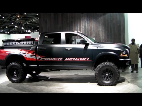 2013 Dodge Ram 2500 Power Wagon