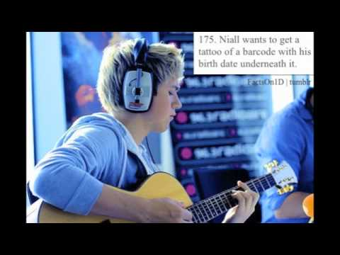 Niall Horan - Facts & Quotes