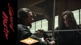 Martial Arts Movie Clip - Clan Fight - Sword Master (2016) - Well Go USA