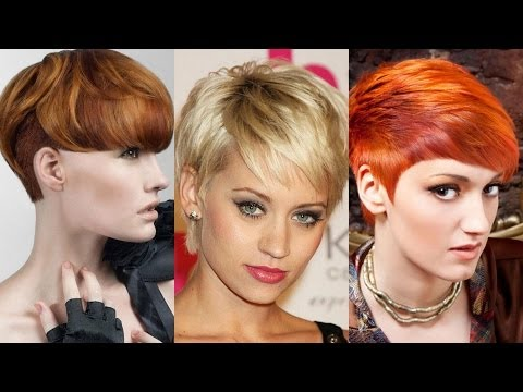 25 Sensational Short Hairstyles for Oval Faces