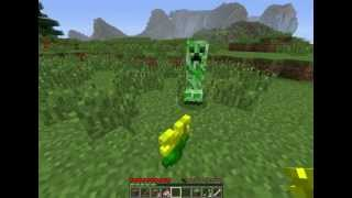 Minecraft: How to befriend a Creeper